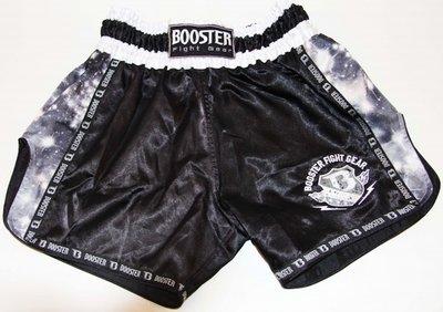 Booster Muay Thai Kickboks Broekjes TBT PRO 4.27 Black Stars