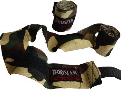Booster BPC Camo Bandage 460 cm Zwachtels Hand Wraps