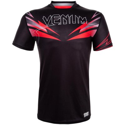 Vechtsport Training T Shirt Venum SHARP 3.0 Dry Tech™ Black Red
