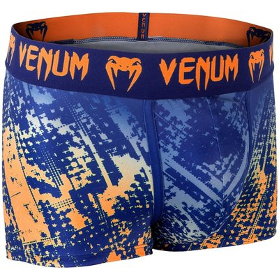 Venum Underwear TROPICAL Boxer Shorts Blue Orange