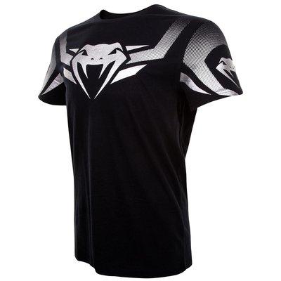 Venum Kleding T Shirt Hero Black Ice Fightshop Nederland