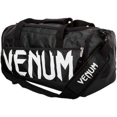 Venum Sporttas Sparring Sports Bag Vechtsport Zwart Wit