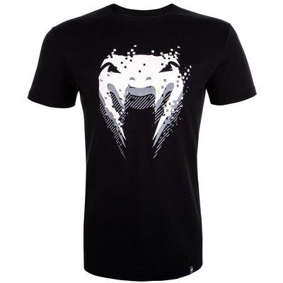 Venum Kleding Pixel T Shirt Black Kickboks Kleding