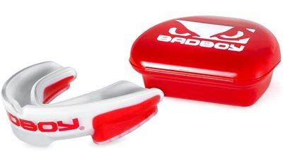 Bad Boy Mond Bitje Mouthguard Multi Sport White Red