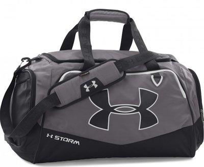 UNDER ARMOUR® Gym Bag Undeniable Duffel Bag Grey