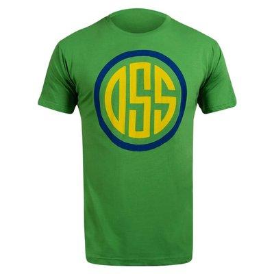 Hayabusa OSS T Shirt Green Vechtsport T Shirt