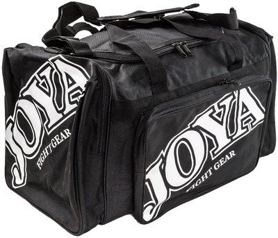 Joya Sporttas Gym Bag Kickboks Tas Zwart Joya Fightgear