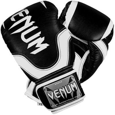 Venum Absolute 10oz Boxing Gloves Bokshandschoenen Black White