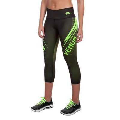 Venum Razor Leggings Neo Yellow Black
