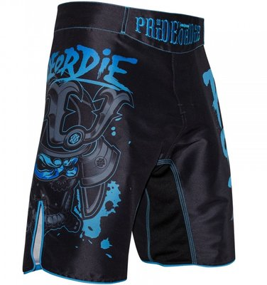 PRIDEorDIE MMA Fight Shorts Ronin Vechtsport Winkel Emmen