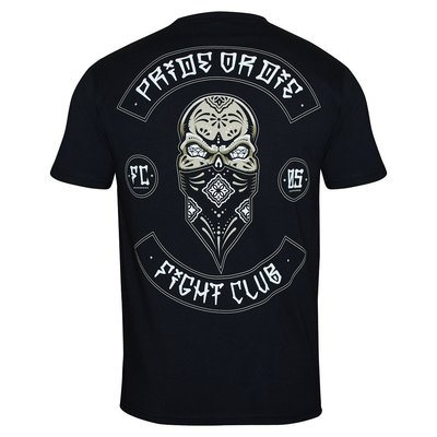 PRiDEorDiE T Shirts Fight Club Mayans Fightshop Nederland