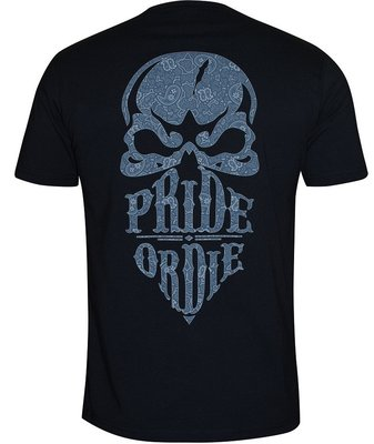 PRiDE or DiE T Shirts Reckless Paisley Fightshop Nederland