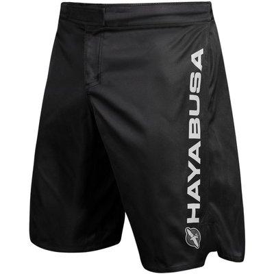 Hayabusa Haburi Fight Shorts Black Hayabusa MMA Kleding