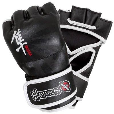 MMA Handschoenen Hayabusa Ikusa 4oz MMA Gloves Black