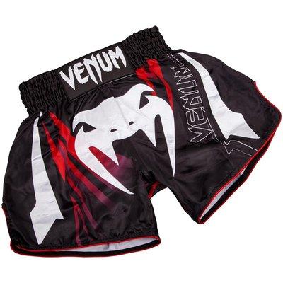 Venum Sharp 3.0 Muay Thai Kickboks Broekje Black Red