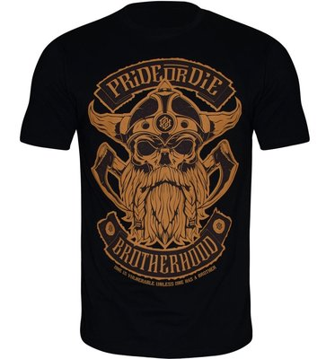PRiDEorDiE T Shirts BrotherhoodVechtsport Kleding Nederland
