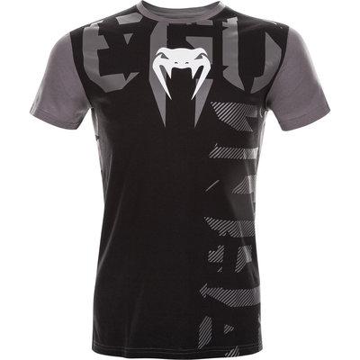 Venum Kleding Parallax T Shirt Black Vechtsport Kleding