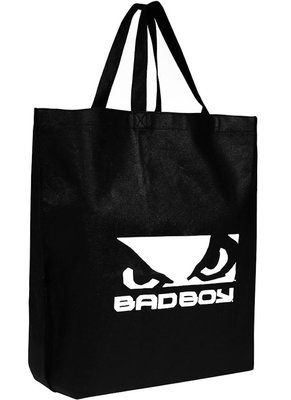 Bad Boy Shopping Bag Boodschappentas Zwart