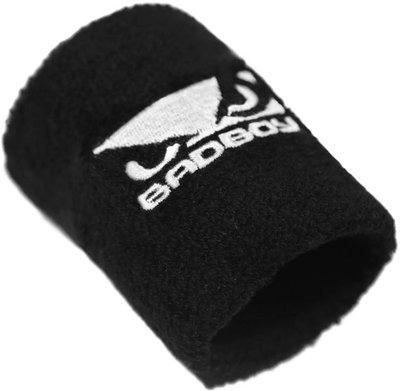 Bad Boy Sweatband Badstoffen Zweetbandje Zwart
