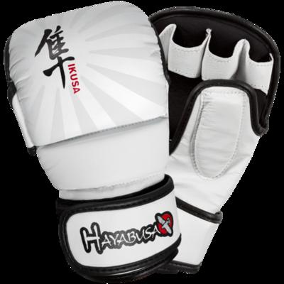 MMA Sparring Handschoenen Hayabusa Ikusa 7OZ MMA Hybrid Glove White
