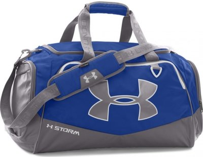 UNDER ARMOUR® Gym Bag Undeniable Duffel Bag Blue
