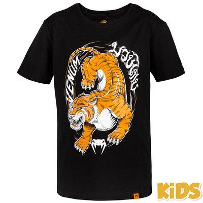 Venum Tiger King Kids T Shirt Vechtsport Kleding Kinderen