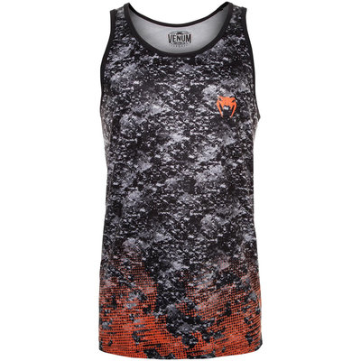 Venum Kleding Venum Tramo Tank Top Black Orange