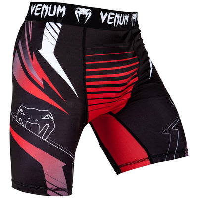 Venum Vale Tudo Shorts Sharp 3.0 Compression Short Black Red