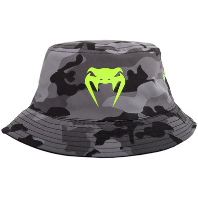 Venum Atmo Bucket Hat Camo Grey Venum Fightshop