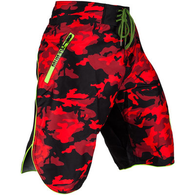 Venum ATMO Boardshorts Black Red Venum Kleding