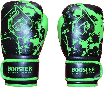 Booster BG Youth Kids Junior Bokshandschoenen Marble Green
