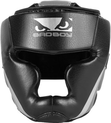 BAD BOY Hoofdbeschermer Training Series 2.0 Head Guard Black Grey