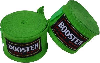 Booster BPC Bandage 4,6m Fluo Green Zwachtels Windels Handwraps