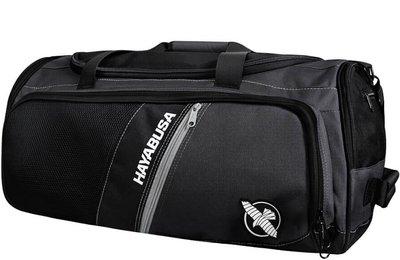 Hayabusa Ryoko Duffle Bag Sporttas Gym Bag Hayabusa MMA Fight Gear
