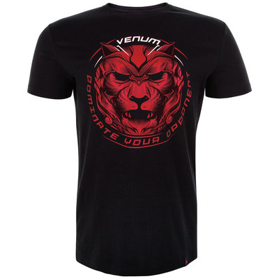 Venum Shirt Bloody Roar T Shirt Black Red Venum Shop