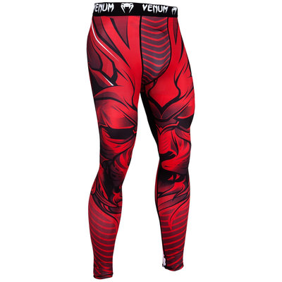 Venum Legging Bloody Roar Rood Zwart Spats Tights