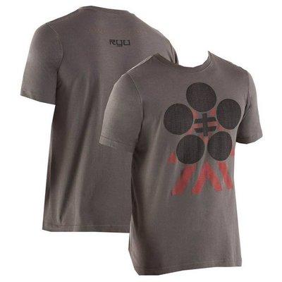 RYU Unity T Shirts Grey