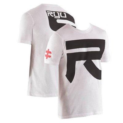 RYU Integrity T Shirts White