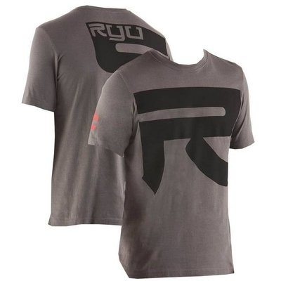 RYU Integrity T Shirts Grey
