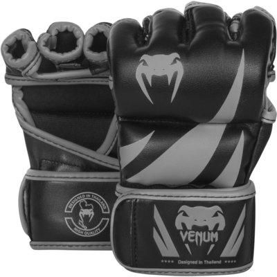 Venum MMA Handschoenen Challenger MMA Gloves Zwart Grijs