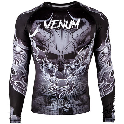 Venum Minotaurus Rash Guards L/S Compression Kleding