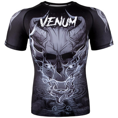Venum Minotaurus Rash Guards S/S Compression Kleding