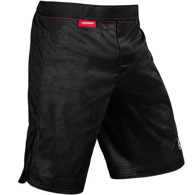 Hayabusa Hexagon Training Fight Short MMA Zwart