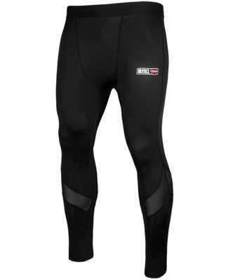 Bad Boy Legging X-Train Compression Spats Tights Black