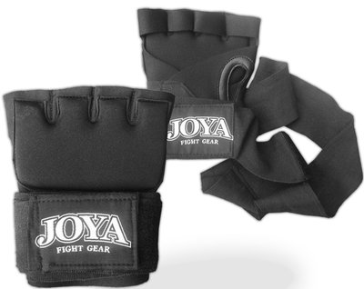 Joya Inner Glove Gel Power Binnen Handschoenen Zwart