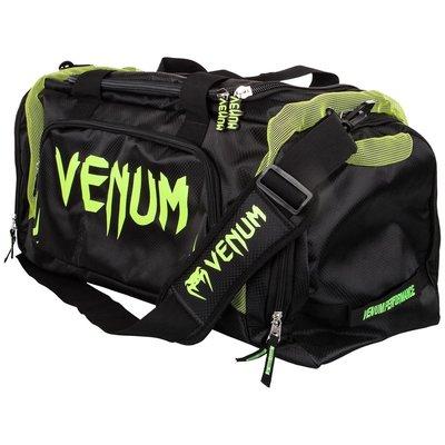 Venum SporttasTrainer Lite Gym Bag Zwart Geel