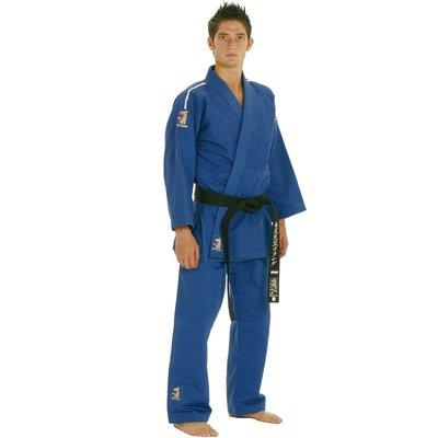 Matsuru judopak 0026 Junior Blauw met label Judo Kleding