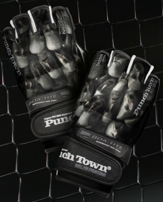 Karpal eX TAT2 MKII SOULS MMA Gloves by PunchTown MMA Fightwear