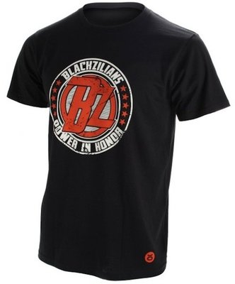 Tenacity Blackzilians BZ Power in Honor T Shirt Black size S