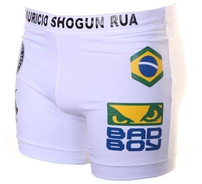 Bad Boy Shogun UFC Vale Tudo Fight Shorts Brasil size XS